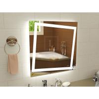 Зеркало с подсветкой для ванной комнаты Торино