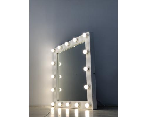 Зеркало визажиста с подсветкой 90х90
