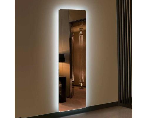 Зеркало с подсветкой для ванной комнаты Лайт
