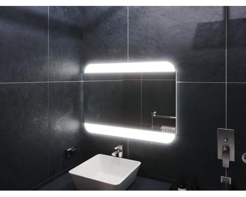 Зеркало в ванну комнату с подсветкой Вильнос
