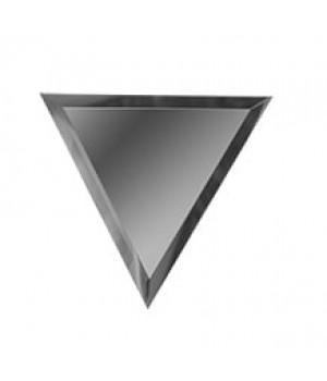 Зеркальная плитка ромб графит верх/низ 200х170 мм