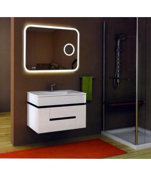 Зеркало для ванной с диодной подсветкой Вивиан ЗВ-У-6