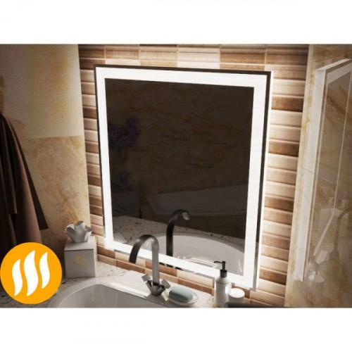 Зеркало в ванну с подсветкой и подогревом Люмиро
